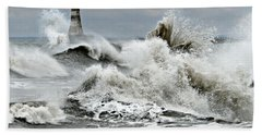 The Angry Sea Beach Sheet