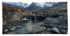 The Fairy Pools, Isle Of Skye Beach Towel