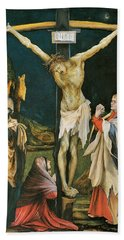 The Small Crucifixion Beach Towel