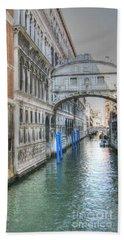 Venice Beach Sheet by Yury Bashkin