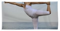 Yoga Beach Towel