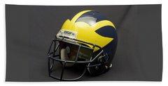 2000s Era Wolverine Helmet Beach Towel