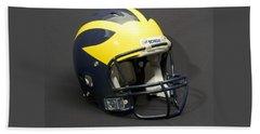 2000s Wolverine Helmet Beach Sheet