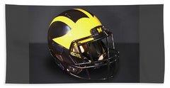 2010s Wolverine Helmet Beach Sheet