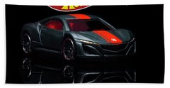 2012 Acura Nsx-2 Beach Sheet