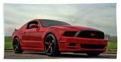 2014 Mustang Beach Sheet