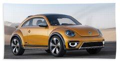 2014 Volkswagen Beetle Dune Concept Beach Towel