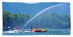 2017 Poker Run, Smith Mountain Lake, Virginia Beach Towel