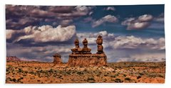 Goblin Valley Beach Towel