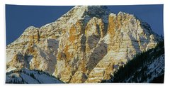 210418 Pyramid Peak Beach Towel
