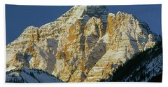 210418 Pyramid Peak Beach Towel