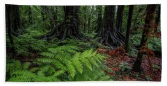 Beach Sheet featuring the photograph Jungle by Les Cunliffe