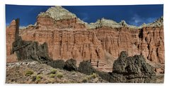 Capitol Reef National Park Catherdal Valley Beach Sheet