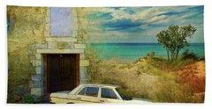24 Hr Parking By The Beach Beach Sheet