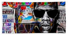Jay Z Collection Beach Towel
