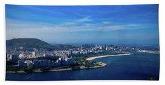 Rio De Janeiro Beach Towel