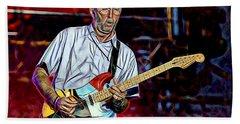 Eric Clapton Collection Beach Towel