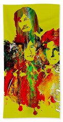 Led Zeppelin Collection Beach Towel
