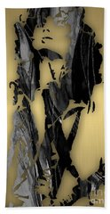 Jimmy Page Collection Beach Towel by Marvin Blaine