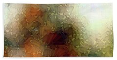 Abstract Photography Beach Sheet