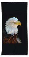 American Bald Eagle Beach Towel