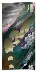 Divine Colors Of Art Beach Towel