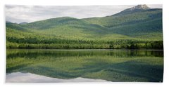Chocorua Lake - Tamworth New Hampshire Beach Towel