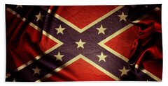Confederate Flag 6 Beach Towel