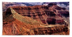 Dragon Corridor Grand Canyon Beach Towel