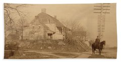 Dyckman Farmhouse  Beach Sheet