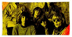 Jefferson Airplane Collection Beach Towel