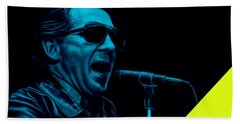 Jerry Lee Lewis Collection Beach Towel by Marvin Blaine