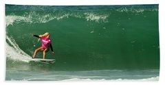 Laura Enever Aus Beach Sheet