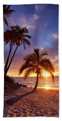 Lonely Palm Beach Sheet