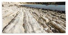 Lulworth Cove Beach Towel