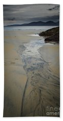 Luskentyre, Isle Of Harris Beach Towel