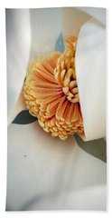 Magnolia Blossom Beach Towel