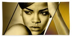 Rhianna Collection Beach Towel by Marvin Blaine