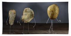 Potato Beach Towels