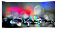 Beach Sheet featuring the photograph Sparks by Sylvie Leandre