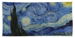 Gogh Beach Towels