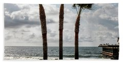 3 Trees Beach Towel