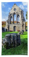 Valle Crucis Abbey Beach Sheet