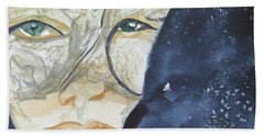 #3 Witchy Woman Beach Towel