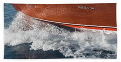 Mahogany Magic Beach Towel