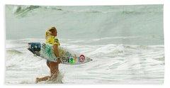 Bethany Hamilton Beach Towel