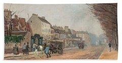 Boulevard Heloise, Argenteuil Beach Towel