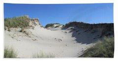 Dunes In The Noordhollandse Duinreservaat Beach Towel