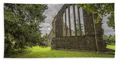 Inchmahome Priory Beach Towel