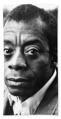 James Baldwin Beach Sheet
